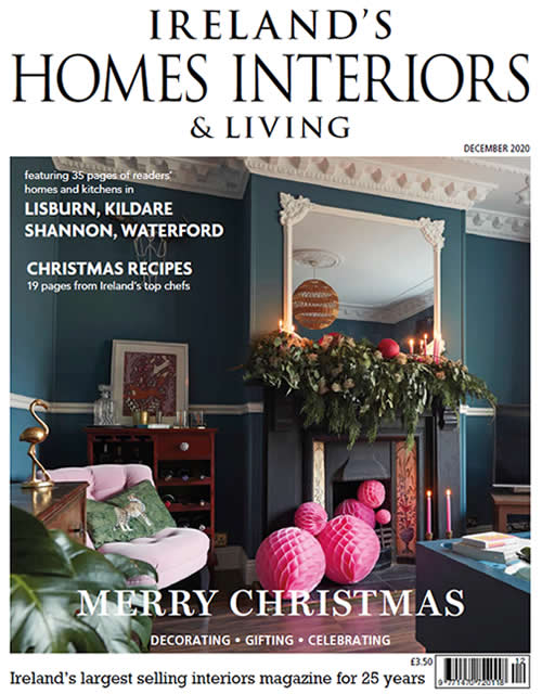 Ireland's Homes Interiors and Living Magazine - December 2020