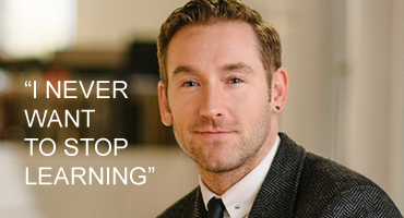 I never want to stop learning - Ulster Tatler Interview