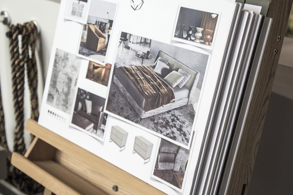 Kris Turnbull Interior Design Unique Sample Library